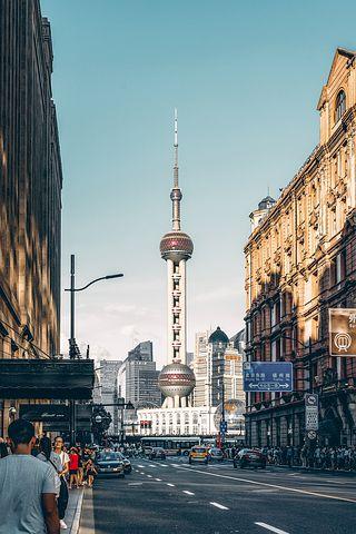 tour de shangai en chine