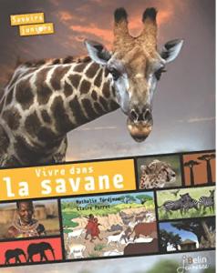 livre Vivre dans la savane