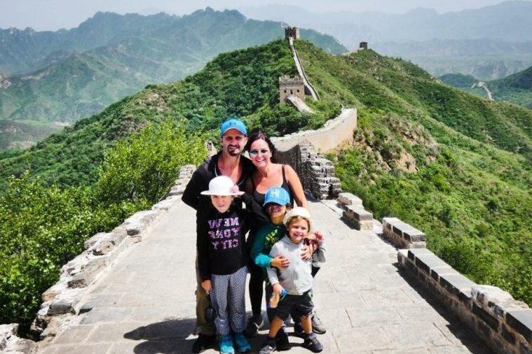 voyager en chine avec trois enfants