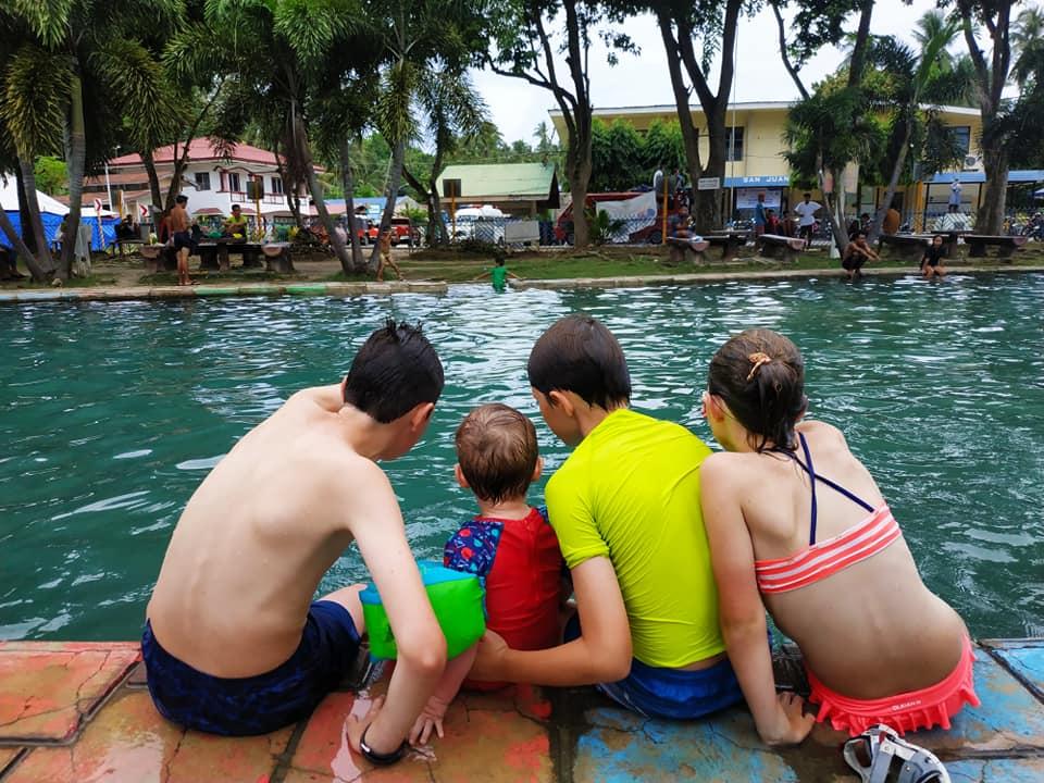 Voyage aux philippines en famille