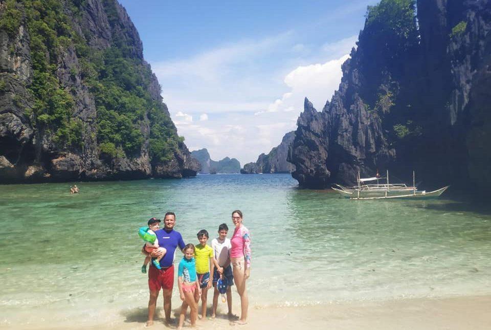 famille nombreuse aux philippines
