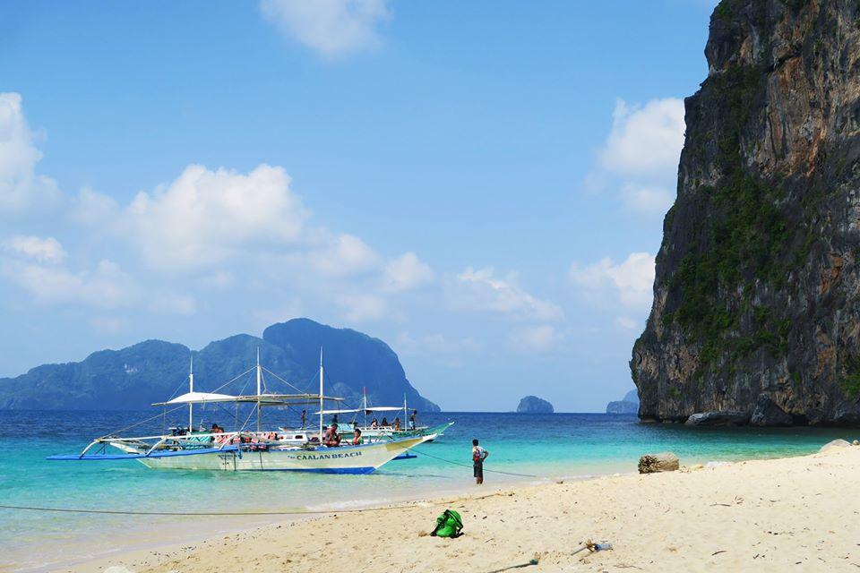 plage paradis aux philippines