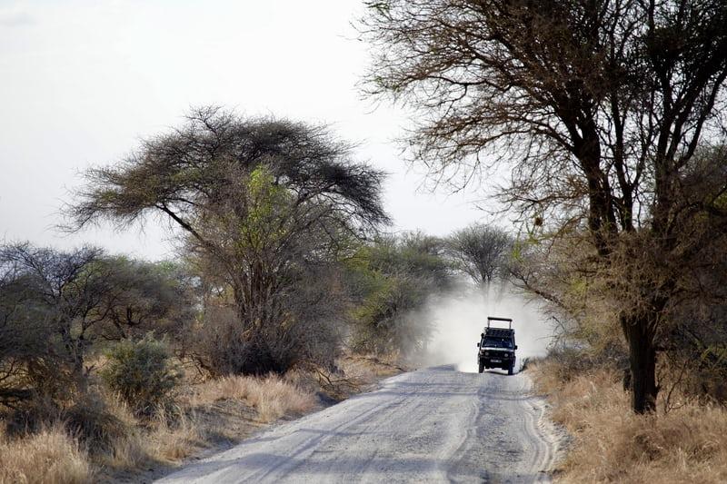 camper road en afrique du sud en famille
