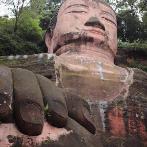 grand bouddha en chine