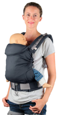 porte bebe voyager avec un bebe