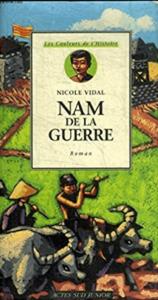 livre enfant nam de la guerre
