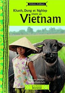 livre enfant khanh dung et nghiep vivent au vietnam