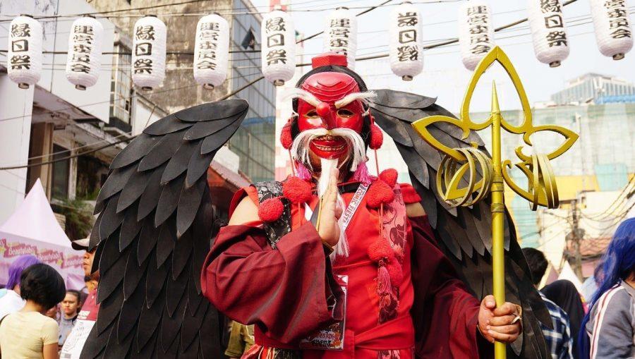 cosplay à tokyo