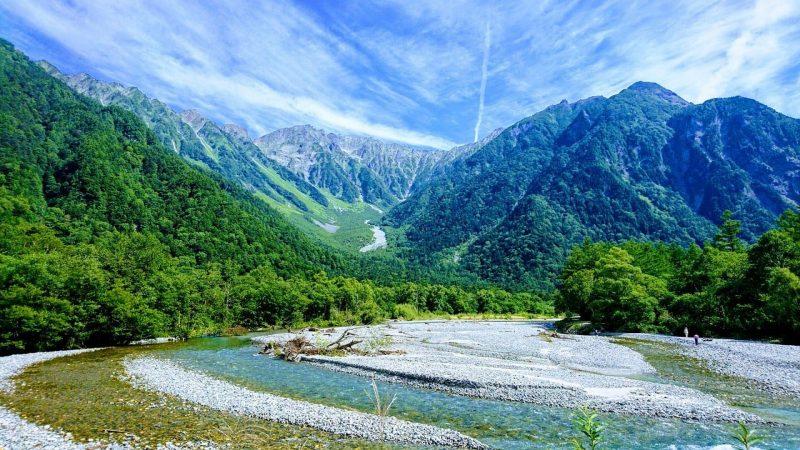 kamikochi alpes japonaises