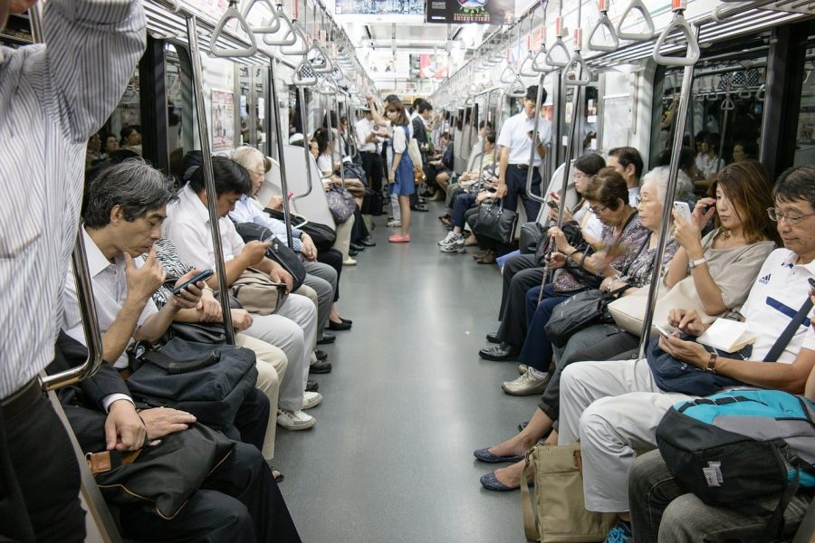 metro japon