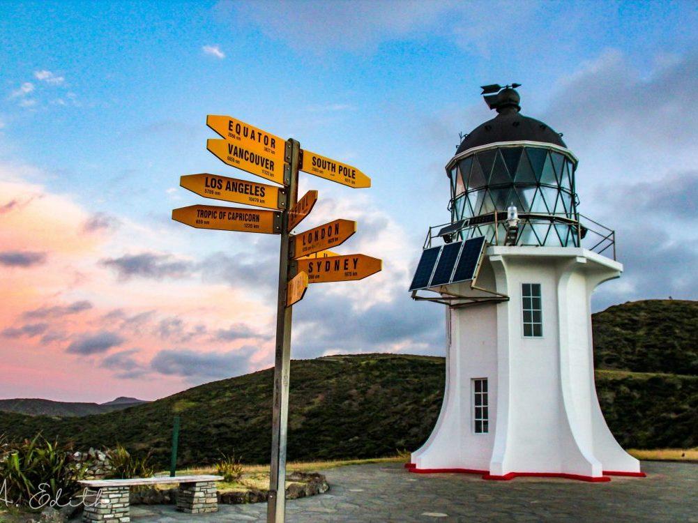 phare en nouvelle zélande