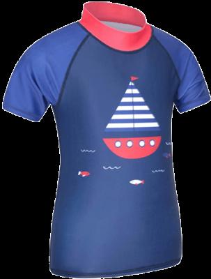 t-shirt UV enfant famille