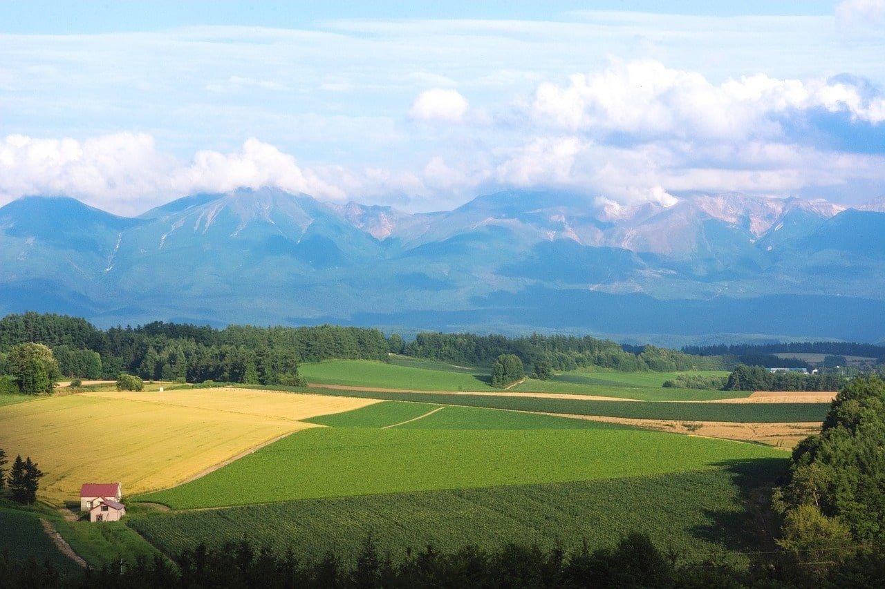 paysage hokkaido