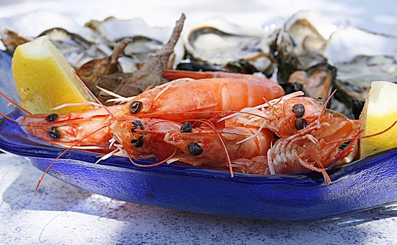 pateau fruit de mer