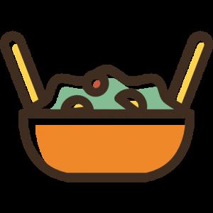icone salade