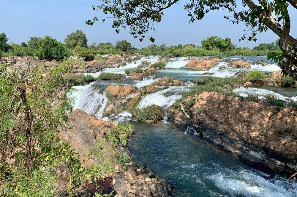 cascades 4000 iles au laos voyage en famille