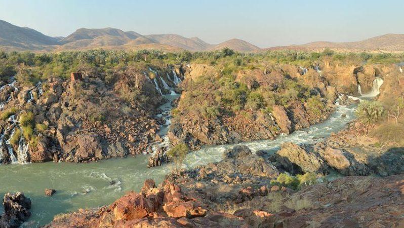 cascade en namibie