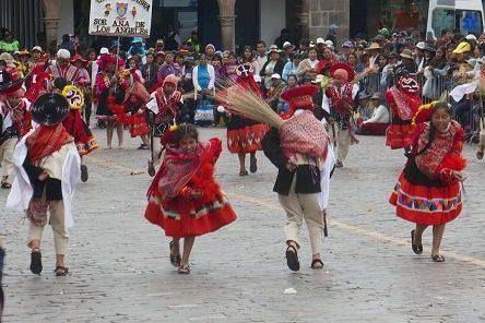 danse traditionnelle cusco pérou