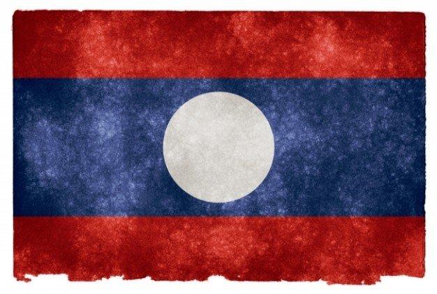 drapeau laos voyage en famille