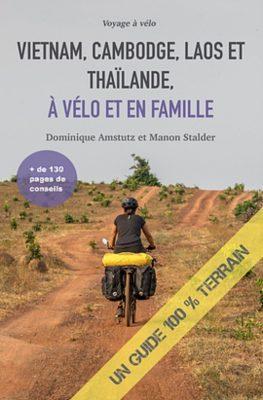 Laos en velo en famille