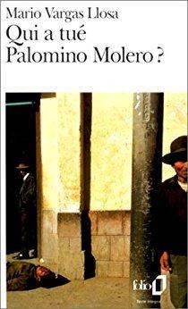 Livre Qui a tué Palomino Molero
