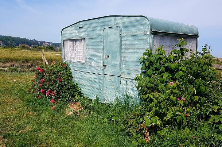 louer une caravane en normandie voyage en famille