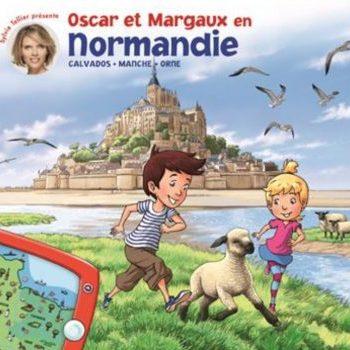 Oscar et margaux en normandie