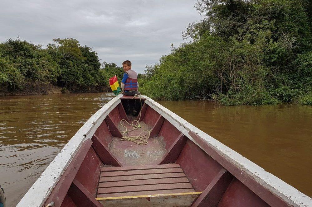 pirogue amazonie pérou