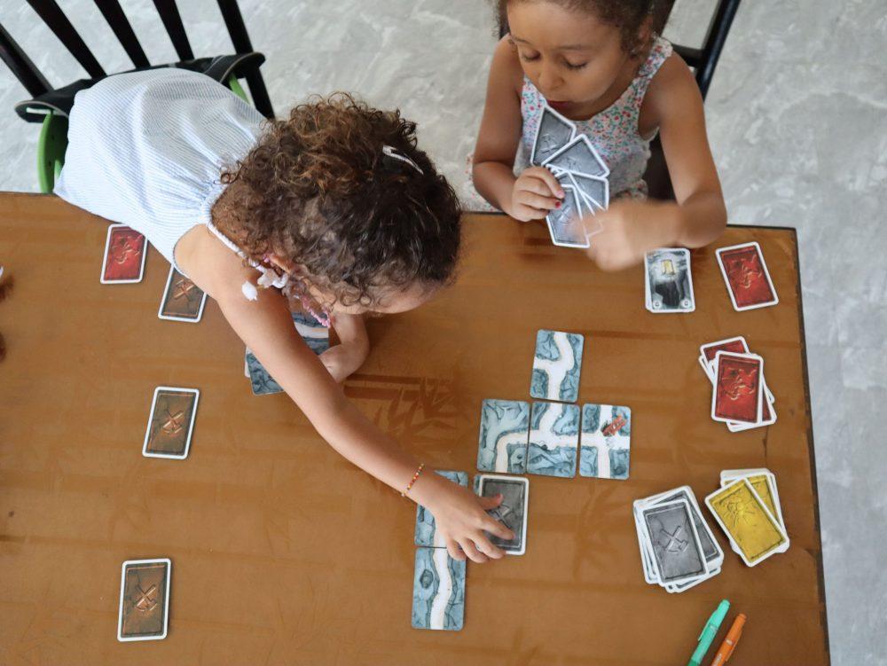 jeu le saboteur enfant voyage en famille