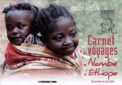 carnet de voyage namibie