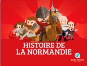 histoire de la normandie enfant