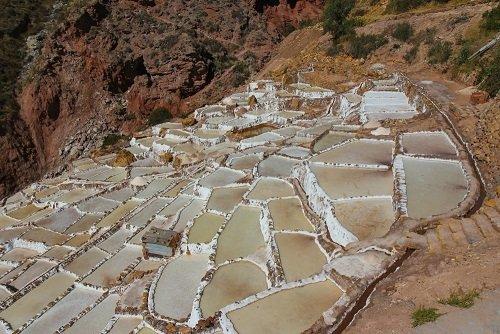 salinas de maras au pérou