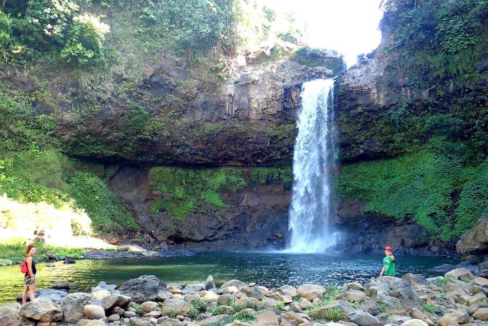cascade au laos 4000 iles voyage en famille