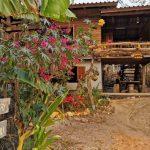homestay la maison chambre en thailande voyage en famille