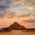montagne en namibie