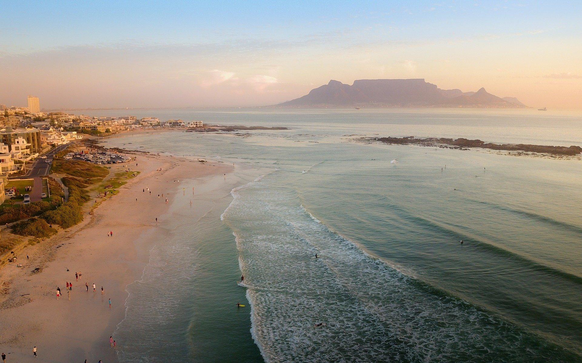 Voyage Afrique du sud plage en famille