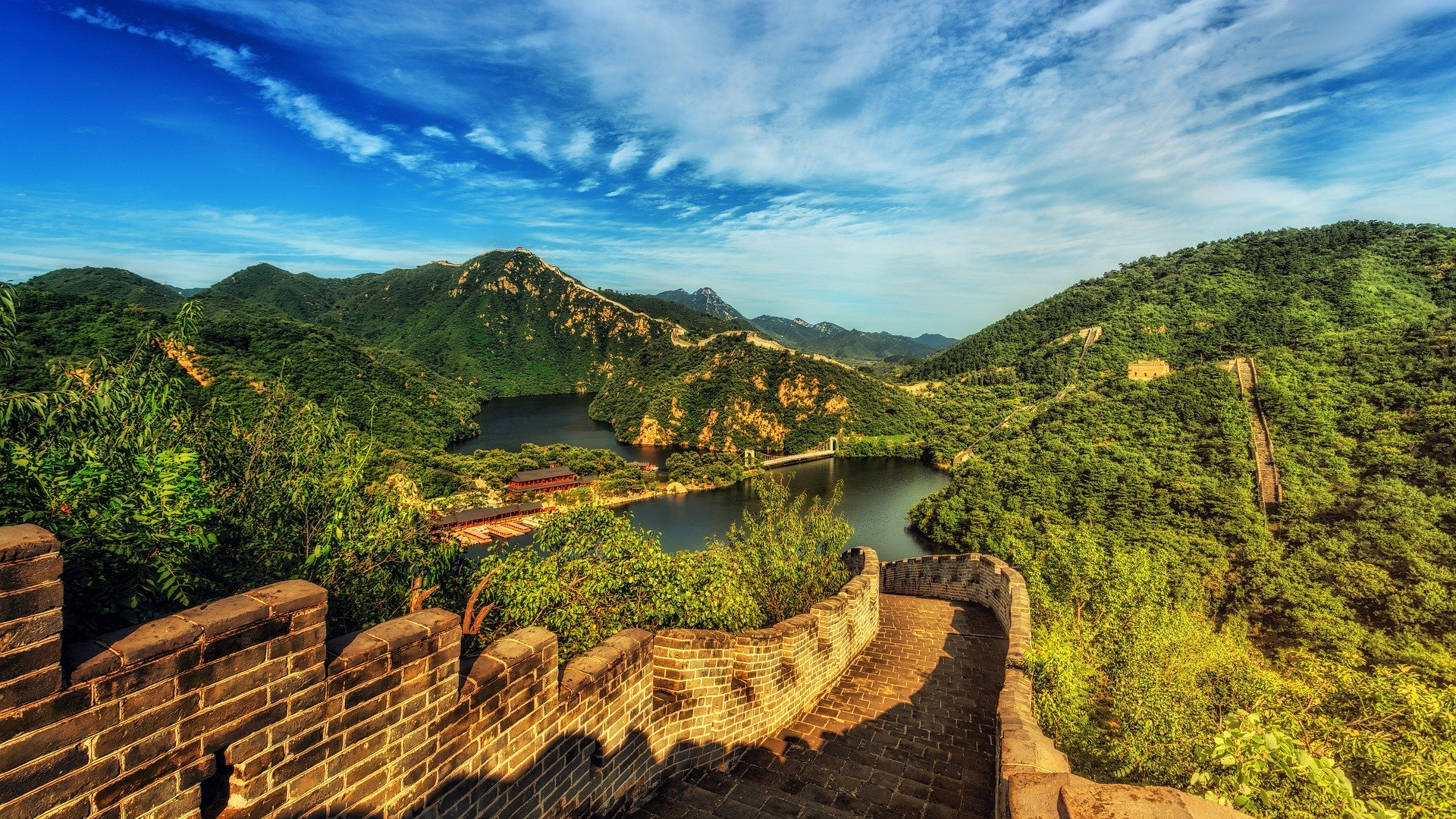 grande muraille de chine voyage en famille
