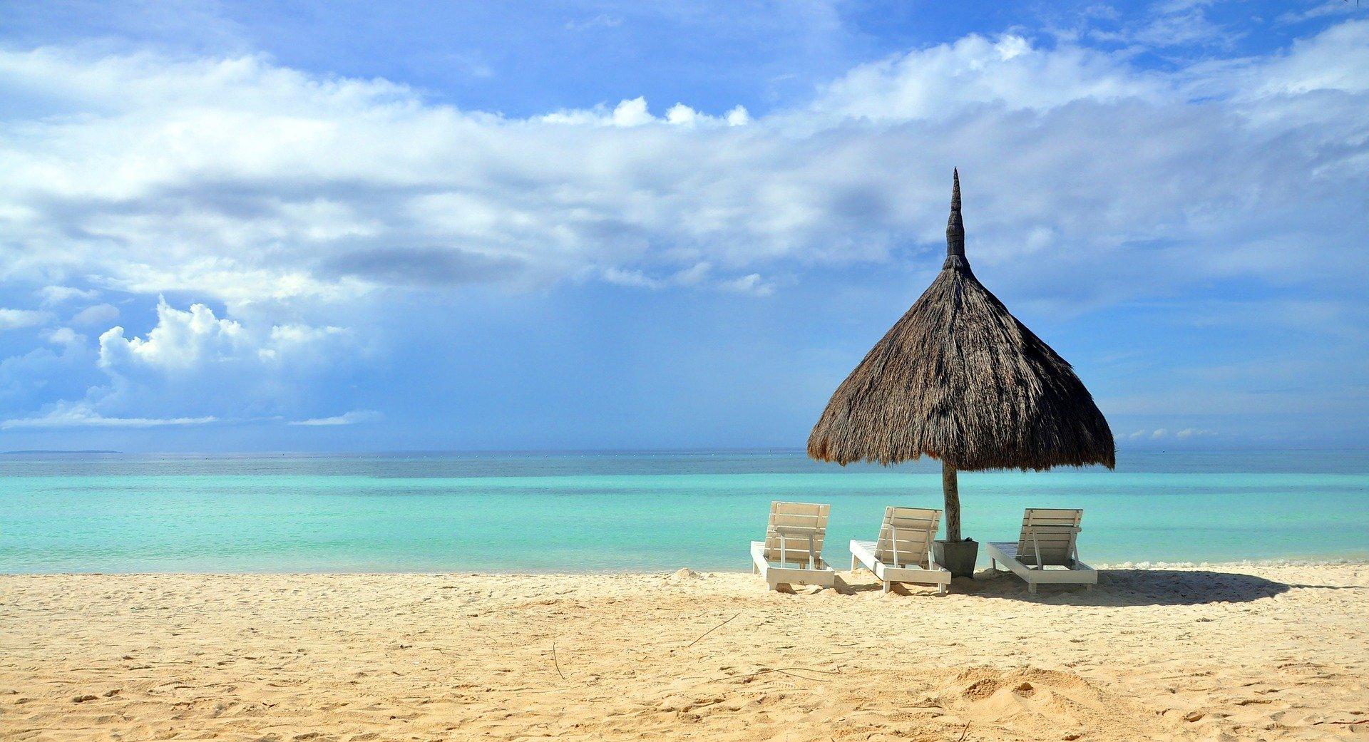 mer plage aux philippines voyage en famille
