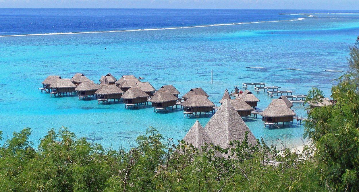 Moorea polynésie voyage en famille hotel de luxe