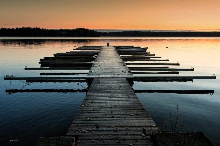 la région de carélie en finlande voyage en famille