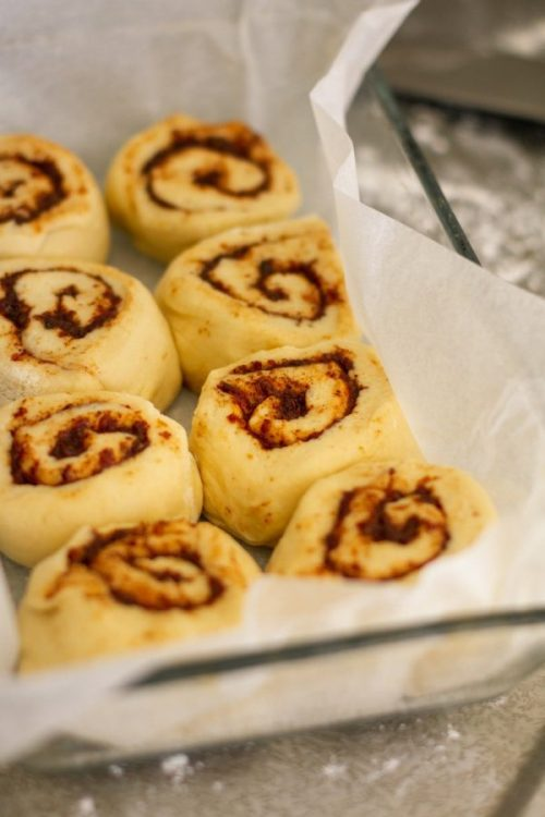 cinamon rolls dessert finlande voyage en famille