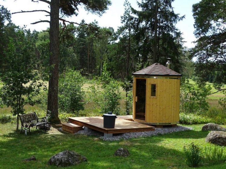 sauna nature finlande voyage en famille