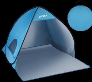Tente UV plage