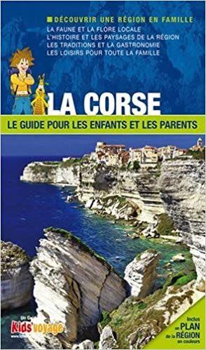Livre enfant En Route Pour la Corse