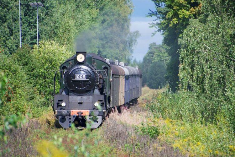 prendre le train en finlande voyage en famille