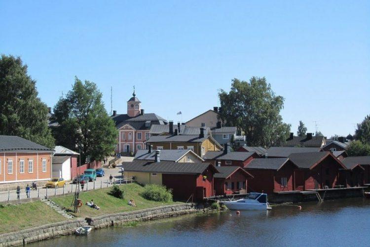 village de turku en finlande voyage en famille