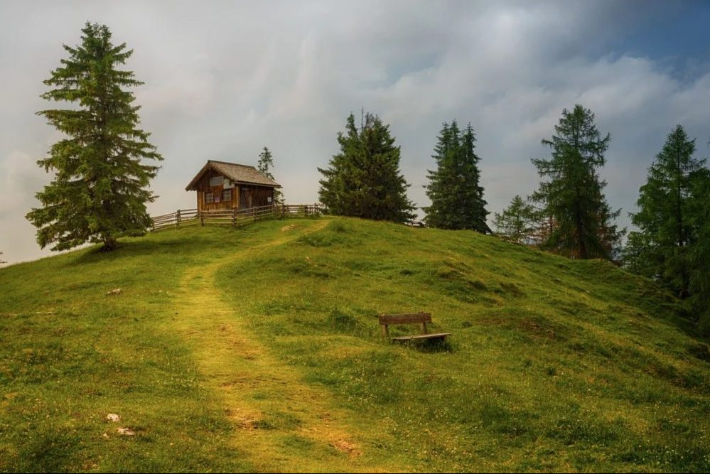 refuge de montagne