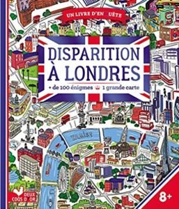 Disparition a londres