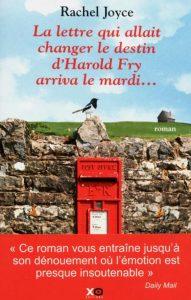 La lettre qui allait changer le destin d'Harold Fry arriva le mardi