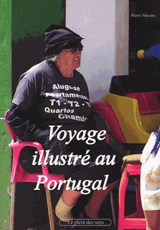 Livre voyage illustré au portugal